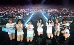 [콘서트 후기] AOA 국내 첫 단독콘서트 현장!