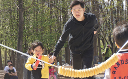[스토리] FNC 식구들과 함께 떠난 즐거운 봄소풍~!