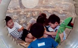 [스토리] 아이들과 함께 도심 속 작은 놀이공원으로 출발!