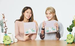 [募捐]装满给孩子们的心意的智珉X雪炫的捐助KIT