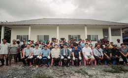 The 6th LOVE FNC School in Cambodia has opened!