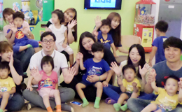 [LOVE FNC] 사랑스러운 아이들과 행복한 시간을 함께 보냈습니다~!