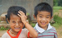 [스토리] LOVE FNC 4호 스쿨, 미얀마에 다녀왔습니다.