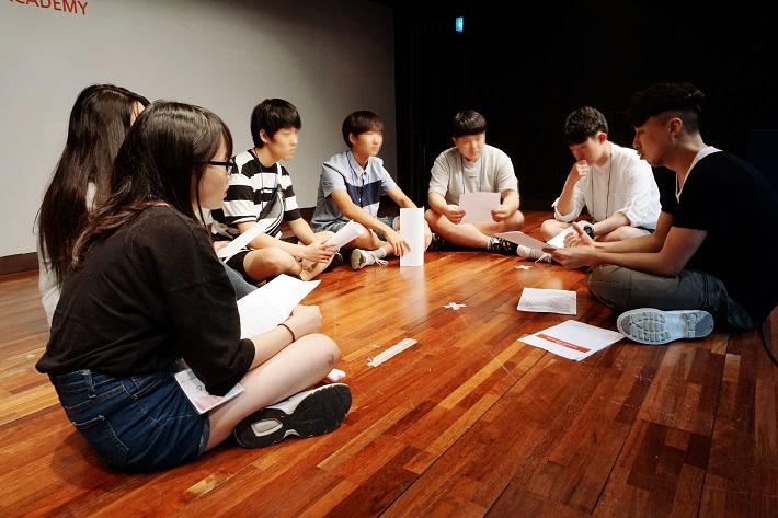 [소식] LOVE FNC, 2017 청소년 문화예술 교육지원 시작되었습니다!