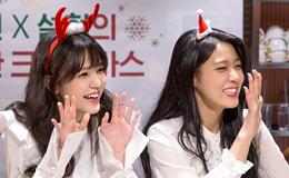 [스토리] AOA 지민X설현과 함께 한 선물같은 크리스마스!